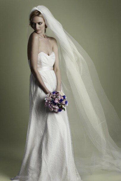 Vintage wedding dresses company photo - 6