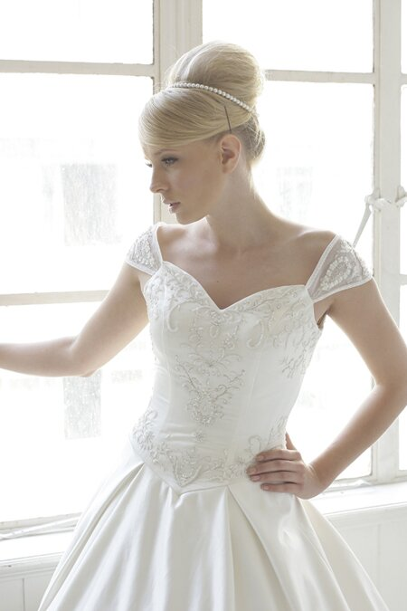 Vintage wedding dresses los angeles photo - 3