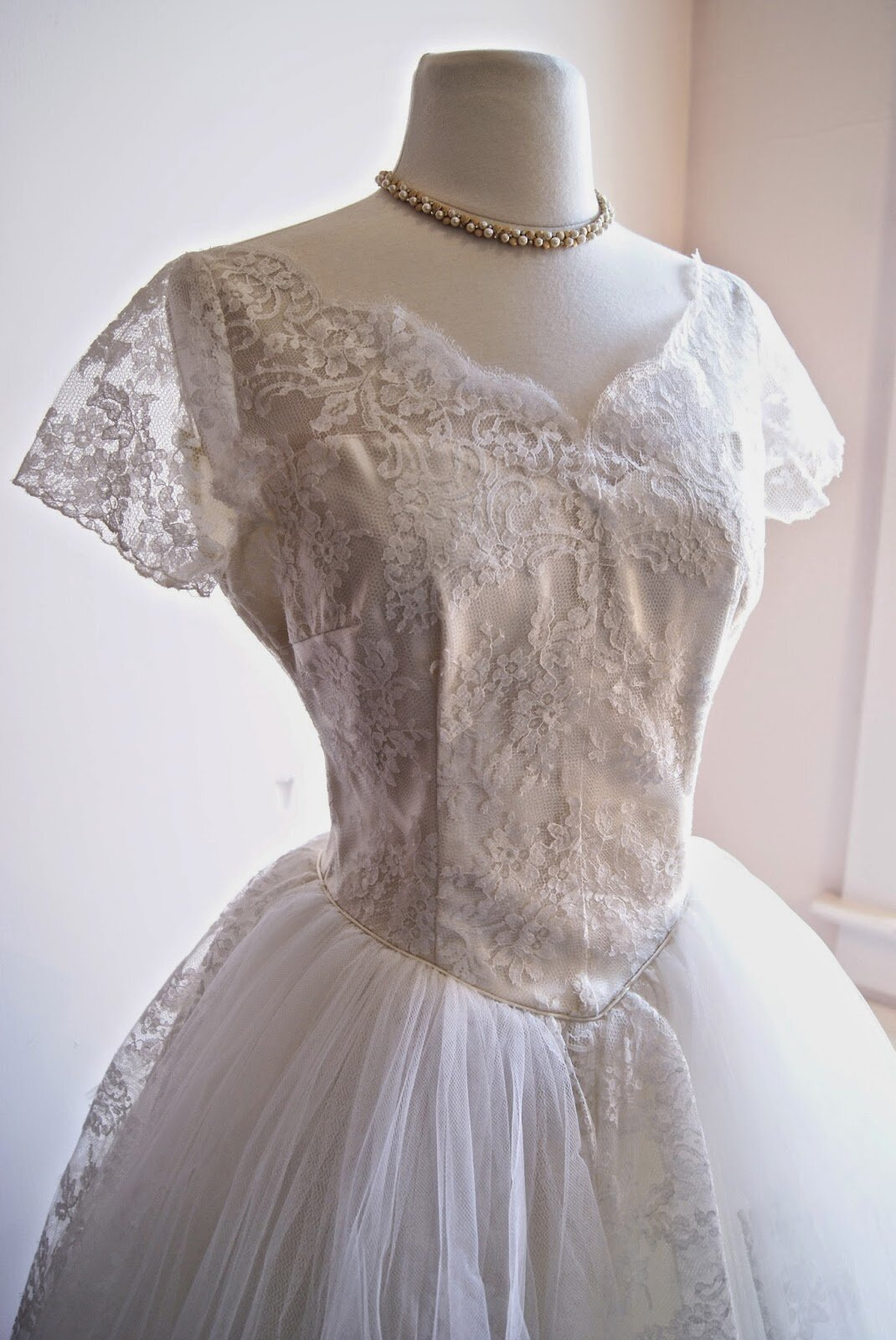 Vintage wedding dresses portland photo - 3
