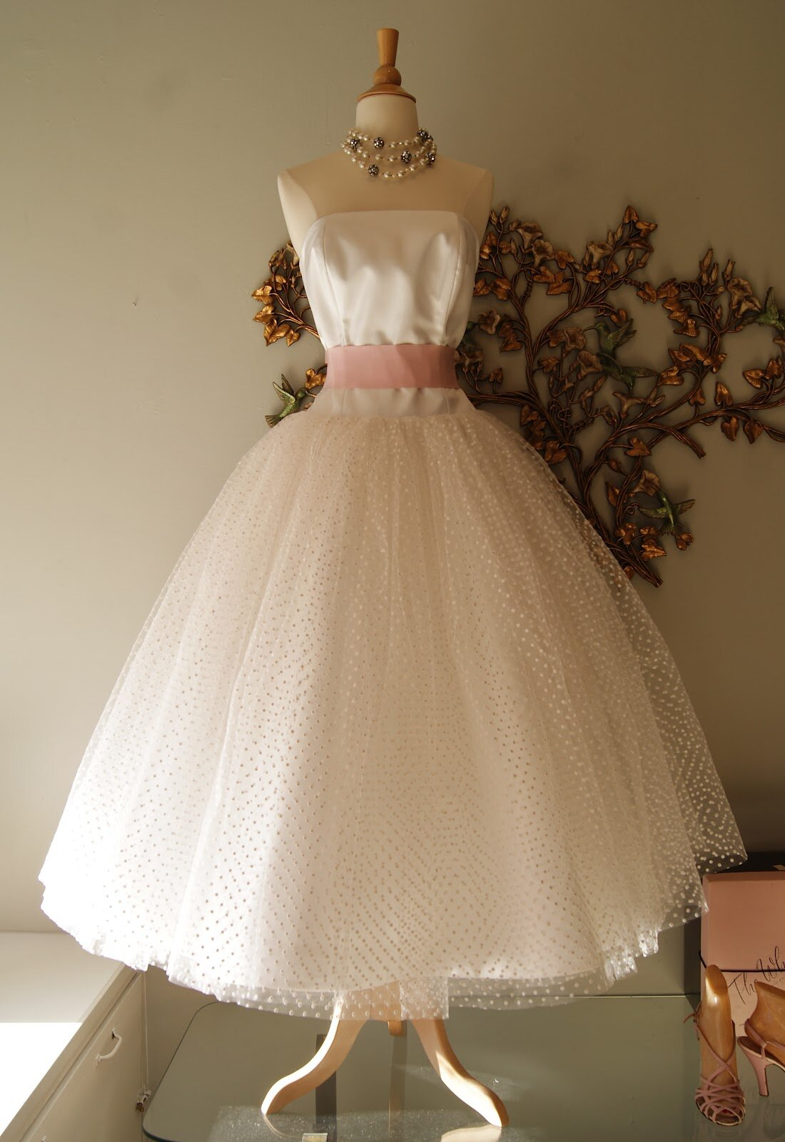 Vintage wedding dresses portland oregon photo - 3