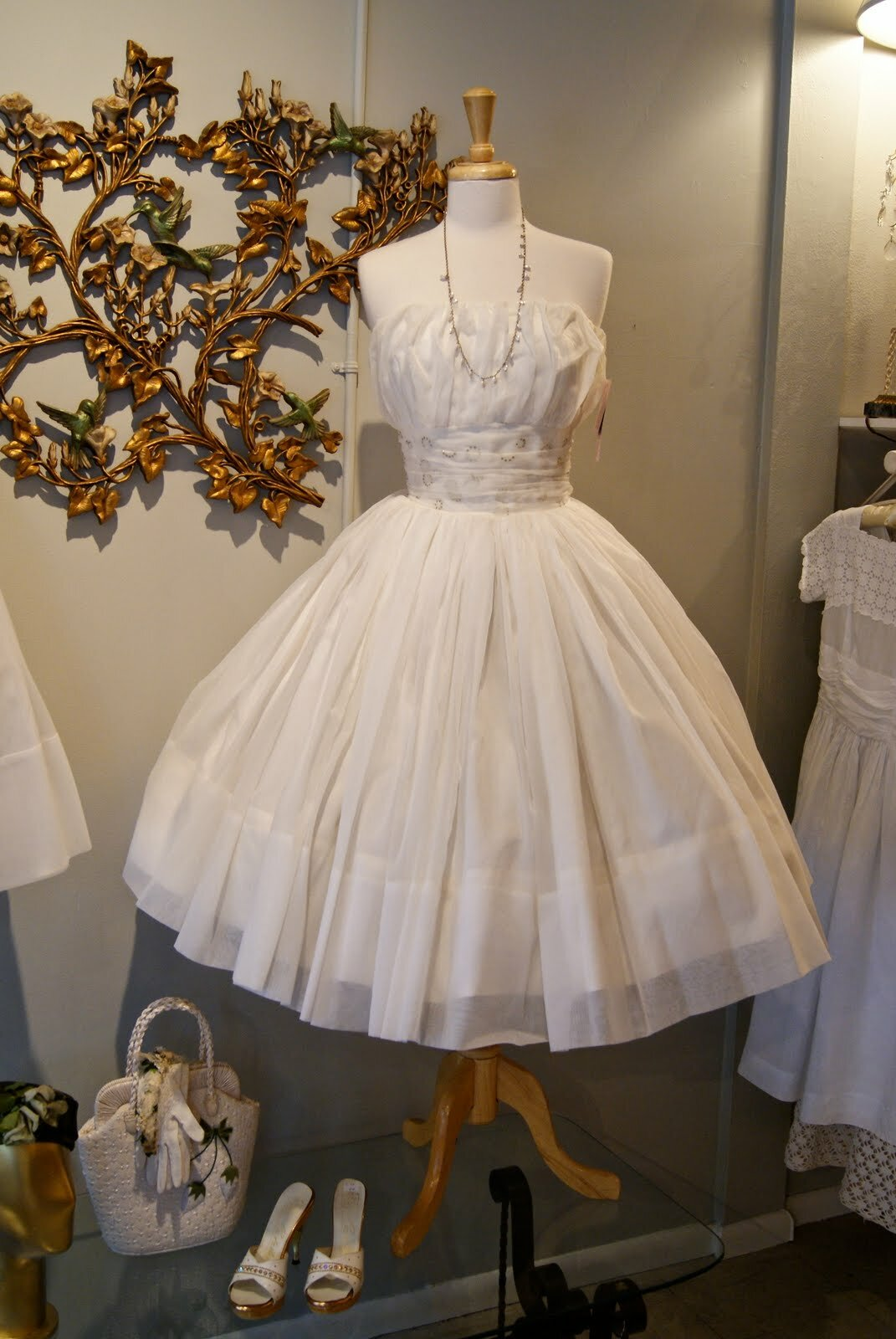Vintage wedding dresses portland oregon photo - 5