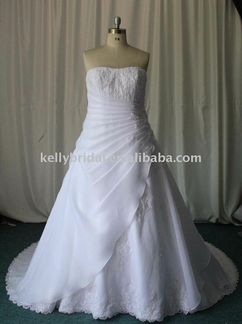 Wedding dresses for small chest pictures ideas guide to for Wedding dresses for big chest
