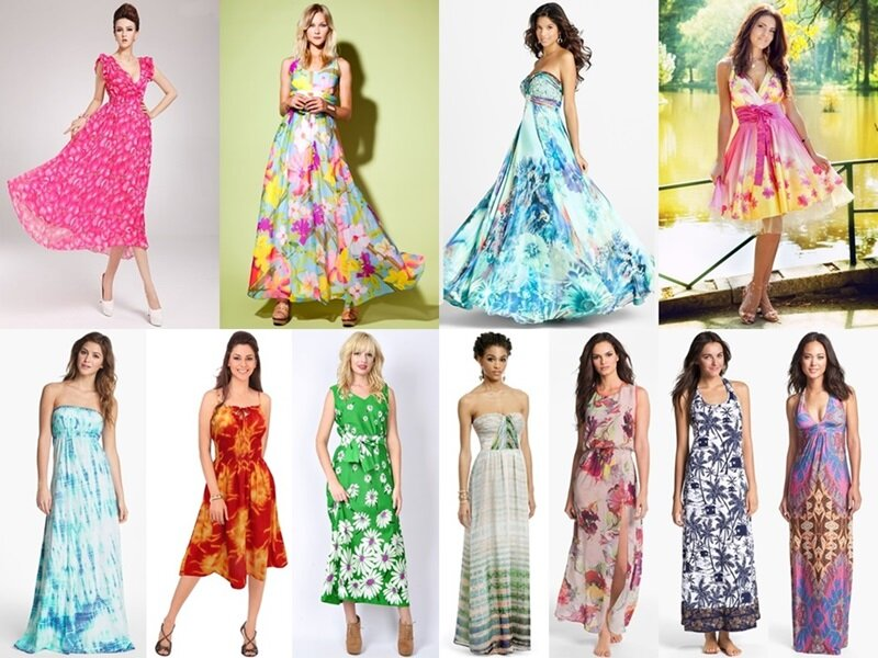 beach wedding guest dresses photo - 2