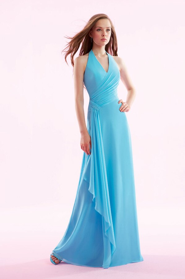 Wedding guest long dress: Pictures ideas, Guide to buying — Stylish ...